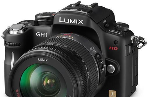 Panasonic Lumix DMC-GH1 gets firmware hack for higher quality HD video recording