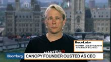 Canopy CEO Ouster Shows Pressure Is Mounting for Pot Profits