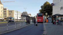 Busbahnhof: Busbahnhof Alt-Tegel wird vorerst nicht barrierefrei