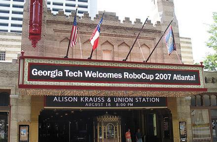 The sights and sounds of RoboCup 2007