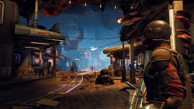 'The Outer Worlds' is about to get a fix for its tiny in-game text