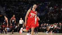 Nuggets' Jamal Murray catches fire to lead World over USA in Rising Stars Challenge
