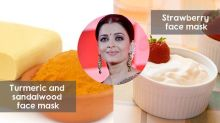 5 Easy And Effective Homemade Face Masks That Give Natural Glow To The Skin