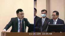 行政院爆趕走國傳司 江啟臣揭:丁怡銘將「率小編部隊」進駐