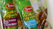 Meat processor Tyson Foods cuts profit forecast on mounting tariff pressures