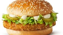 McDonald's launches vegetable-based burger that's not for vegetarians