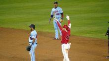 【影】MLB每日懶人包》大谷敲斷棒安超興奮!張育成再吞K印地安人遭血洗