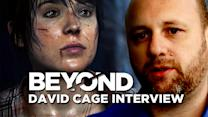 Beyond: Two Souls - The Story That Chose David Cage
