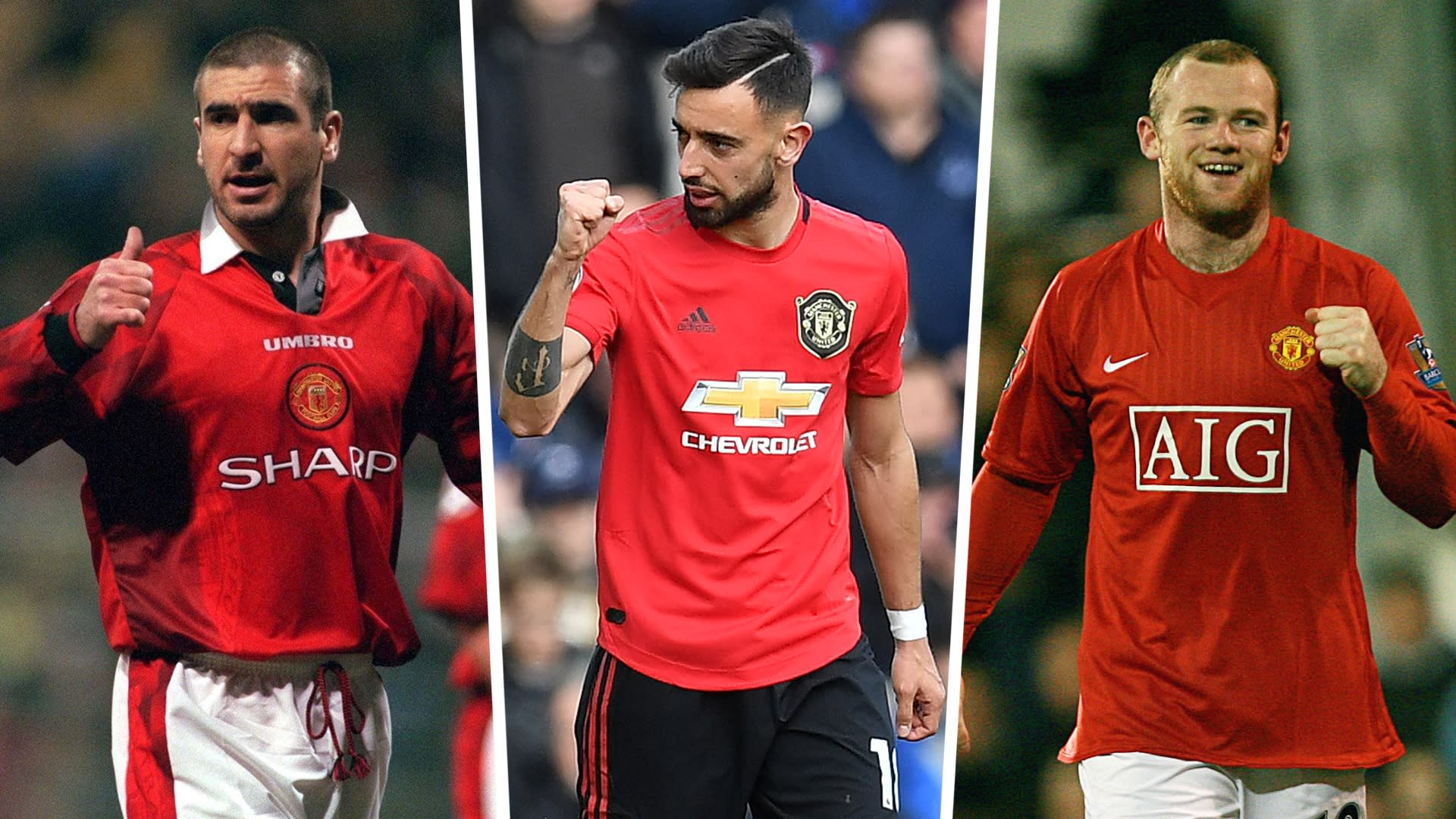 Fernandes impact compared to Cantona and Rooney as Neville lauds 'phenomenal' Manchester United star