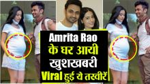 Amrita Rao and RJ Anmol Expect there 1st Child