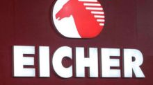 Royal Enfield Makers Eicher Motors Shares Jump 23.7% to Post Biggest Single-day Gain in 20 Years