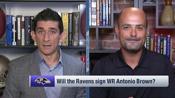 Garafolo reveals four NFL QBs who want A.B. on their team