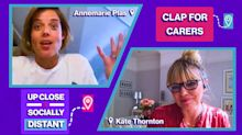 Lockdown Legends: Annemarie Plas, founder of the UK Clap for Carers