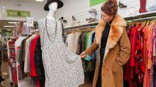 The Dress: how Zara's polka-dot frock became a charity-shop sensation