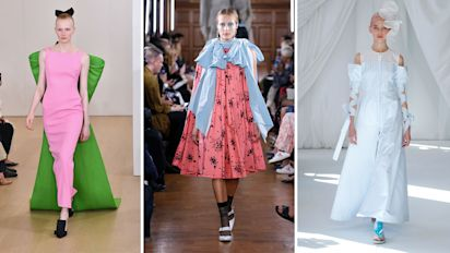 10 trends you'll want to wear from London Fashion Week September 2018