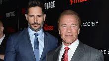 Arnold Schwarzenegger, Joe Manganiello and Sofia Vergara Help Firefighter Diagnosed with ALS
