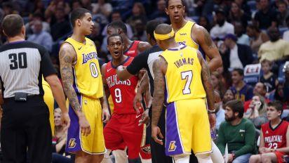 NBA Basketball News, Scores, Standings, Rumors, Fantasy Games - photo #13