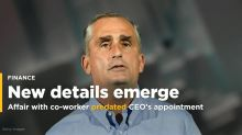 New details emerge on the office affair that led to Intel CEO Brian Krzanich's unexpected resignation