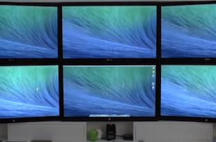 Testing the pros and cons of Mavericks' multi-display support