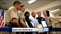 Postal Worker Who Saved Woman From Shooting Honored