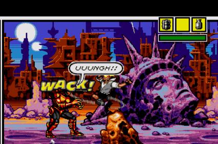 GayGamer explores the Comix Zone