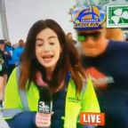 TV reporter smacked on bottom during live broadcast: 'You violated, objectified and embarrassed me'