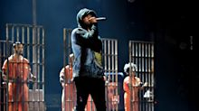Newly freed from jail, Meek Mill stuns with violent, provocative performance at 2018 BET Awards