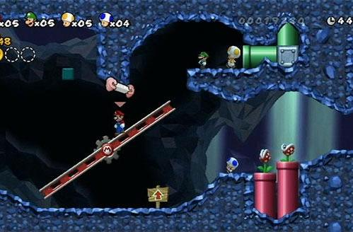 Miyamoto expects sustained sales for New Super Mario Bros. Wii