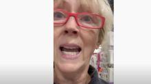 Anti-mask woman at Calgary Fabricland made staff 'uncomfortable'