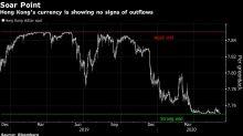 Hong Kong Confident Dollar Peg Will Survive U.S.-China Tension