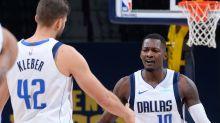 Dorian Finney-Smith and Maxi Kleber can open up the Mavericks' offense