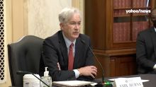 Rubio asks CIA director nominee Burns about think tank's ties to China