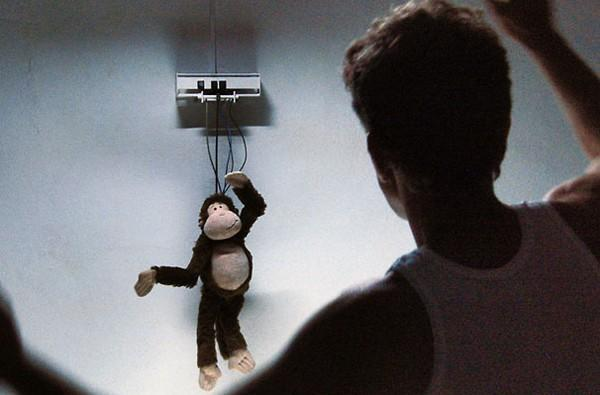 Kinect / Arduino hack makes stuffed monkey dance for your amusement