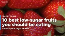 Control your sugar intake: 10 best fruits you should be eating
