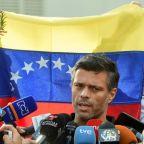 Venezuela opposition figure Lopez en route to Spain after leaving Caracas embassy: family