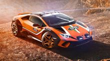Lamborghini says it could built the Sterrato rally car at a profit