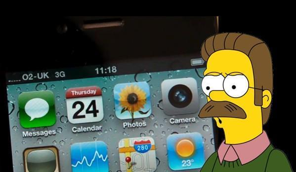 Algunos iPhone 4 pierden la cobertura si se agarran con la mano izquierda
