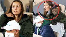 Novak Djokovic's wife caught in ugly French Open controversy