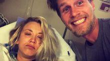 Kaley Cuoco Undergoes Surgery on Honeymoon