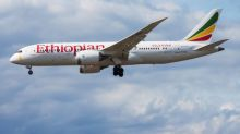 Engine fire forces Ethiopian Airlines jet to make emergency landing