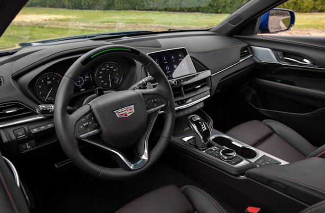 Cadillac adds 70,000 miles to its Super Cruise hands-free driving maps