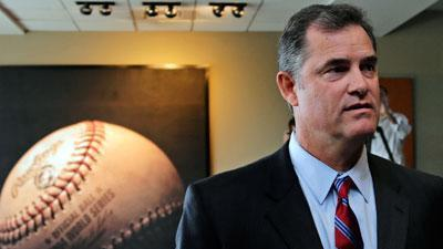 Farrell introduced as new Red Sox manager