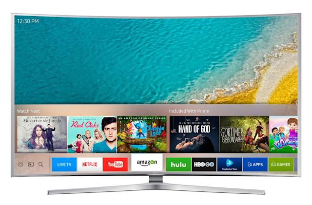 Samsung smart TVs gain Amazon Prime Music support