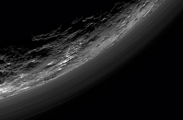 Pluto might still have an ocean underneath its icy shell