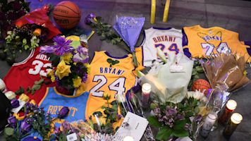 Lakers start 'healing' process after Kobe's death