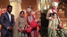 Cricketer Mohit Sharma Gets Hitched To Girlfriend Shweta