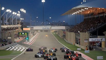 F1 told to 'put people above profit and human rights above racing' as MPs up pressure on Bahrain Grand Prix