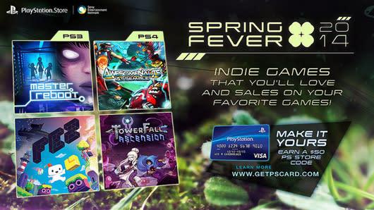 TowerFall, SteamWorld Dig headline PSN's Spring Fever event