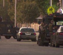 Gunman at Large After Deputy Shot at California Sheriff's Station