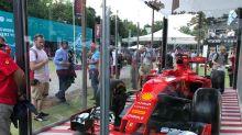 F1 - Vivez le Grand Prix d'Italie de l'intérieur en images